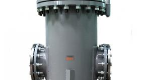 Сетевые магнитные шламоулавители с автоматической системой удаления шлама серии.